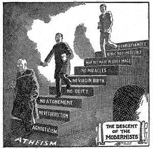 Die historische Entwicklung des Atheismus