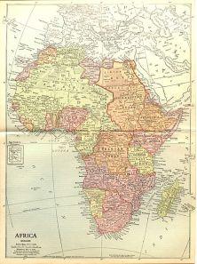 Afrika während der Kolonialzeit
