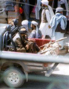 Taliban in Herat, Afghanistan