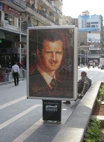 Kann er Syrien retten?