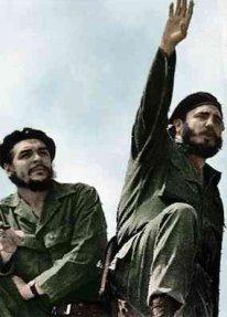 Das waren noch Zeiten: Che Guevara und Fidel Castro beim Revolutionieren