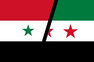 Das geteilte Syrien