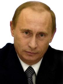 Der unangefochtene Herrscher im Kreml