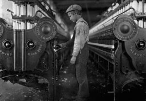 Kinderarbeit- Eine Erfindung des Frühkapitalismus?