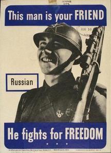 Amerikanische Realpolitik während des Zweiten Weltkriegs