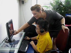 Kinder brauchen gute Lehrer, ob in der Schule oder zuhause