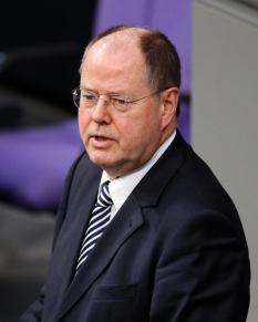 Fordert ein Arbeitsverbot für Geringverdiener: Peer Steinbrück