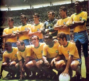 Die beste Mannschaft aller Zeiten? Brasilien bei der WM 1970