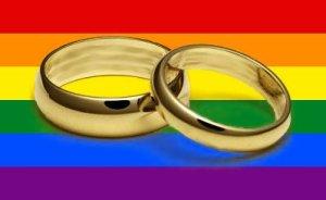 Das Symbol der gleichgeschlechtlichen Ehe
