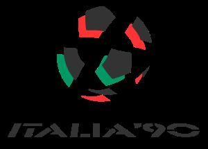 Das WM-Logo 1990