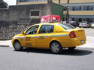 Werden Taxis bald aussterben?
