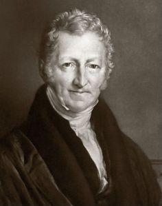 Malthus löste viele Katastrophen aus